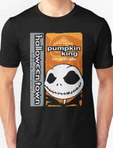 """Halloween Town """"Pumpkin King"""" - Pumpkin Beer Unisex T-Shirt"""