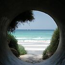 Light at the End of the Tunnel by Avner