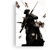 Bushmills War Memorial Canvas Print