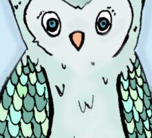 Owly Sticker