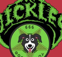 Mr. Pickles Sticker