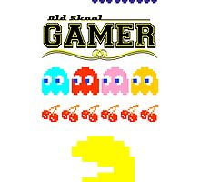 GAMER - Old Skool (iPhone) by Adam Angold