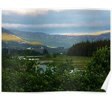 Enchanting Dunlewey Donegal  Poster