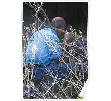 Hidden In the Brush Poster