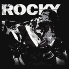 Rocky Vintage T Shirt by WhiteCurl