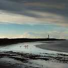 After the Storm - Lossiemouth by Peter Moore