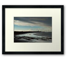 After the Storm - Lossiemouth Framed Print