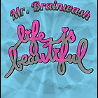 'Life is beautiful'// Typography  by samdesigns