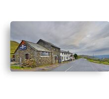 The Lake District: The Kirkstone Pass Inn Canvas Print