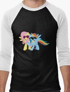 rainbowshy swag Men's Baseball ¾ T-Shirt