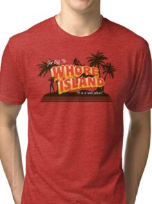 Greetings from... Tri-blend T-Shirt