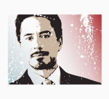 Tony Stark - Pop Art by GKuzmanov