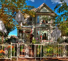Victorian Halloween by Diana Graves Photography