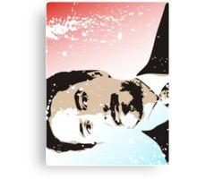 Tony Stark - Pop Art Canvas Print