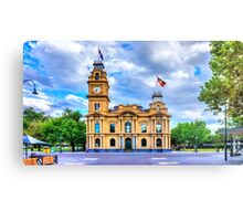 Historic Town Hall - Bendigo, Victoria Metal Print