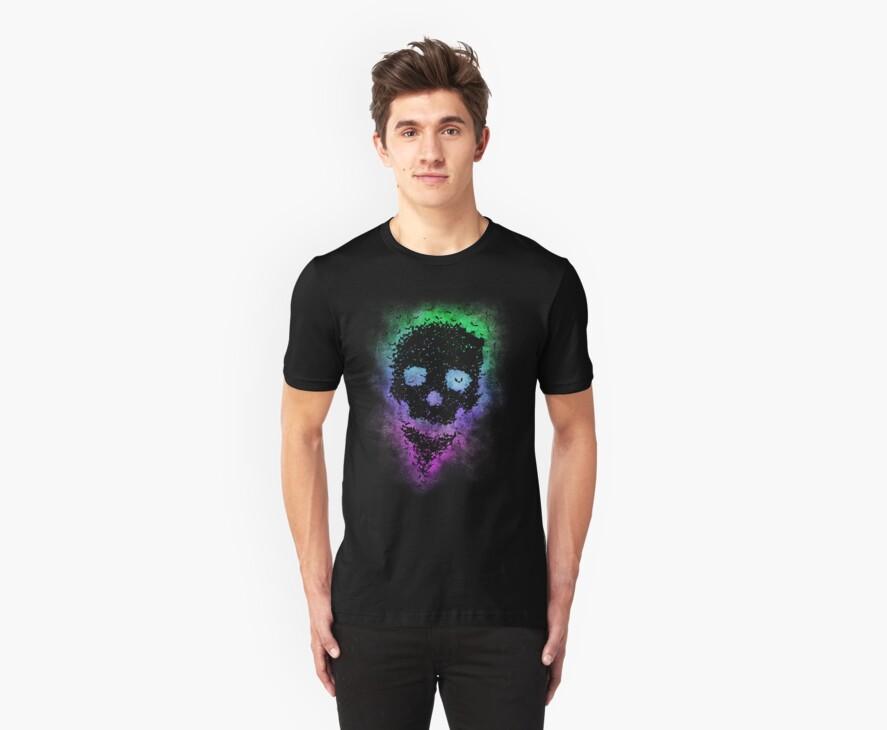 Bat Skull by JoeAngelillo
