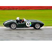 Frazer Nash Sebring No 42 Photographic Print