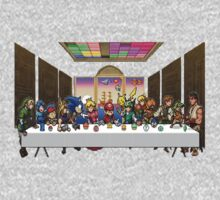 The Heroes supper ! by Rigiman