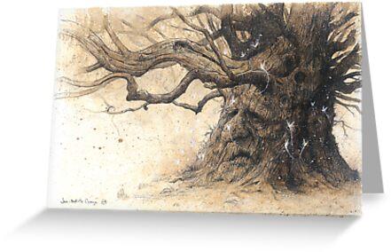 The Oak Shee by JBMonge