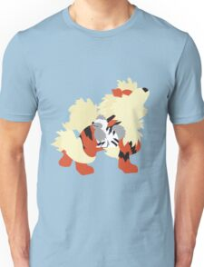 Growlithe Inception Unisex T-Shirt