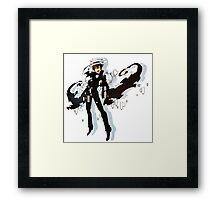 Fan art Soul Eater Framed Print