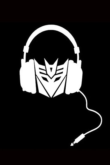 Dj Decepticon by Robert  Taylor