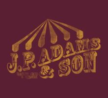 J.P. Adams and Son Traveling Circus & Menagerie  by anothergayshark