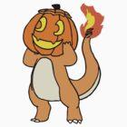 Halloween Charmander by gtooth