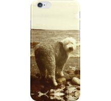 Sheepdog: I'm not going in... iPhone Case/Skin