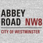 Abbey Road - City Of Westminster by ixrid