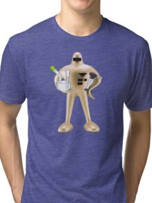 earthbound starman 710 Tri-blend T-Shirt