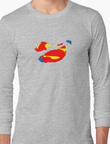 Torn Shirt Long Sleeve T-Shirt