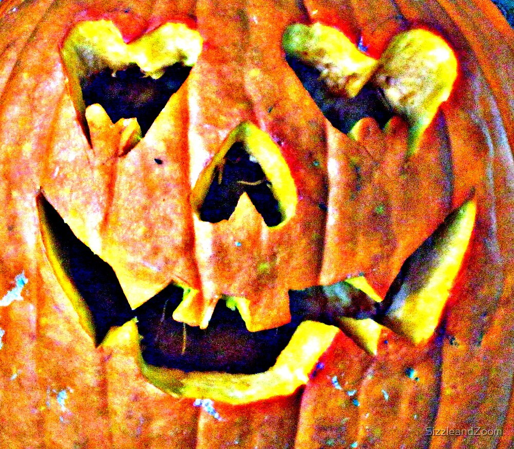 Love Crazed Pumpkin by SizzleandZoom