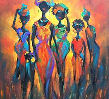 AFRICA by Ivana Pinaffo