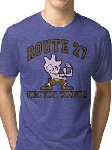 Route 27 Fightin' 'Rogues Tri-blend T-Shirt