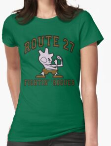 Route 27 Fightin' 'Rogues Womens Fitted T-Shirt