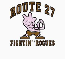 Route 27 Fightin' 'Rogues Men's Baseball ¾ T-Shirt