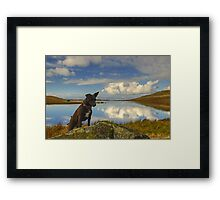 Tarn At Devoke Water Framed Print