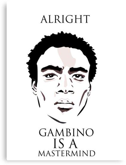 Gambino by AccioKaity