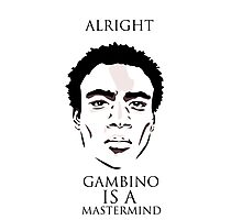 Gambino Photographic Print