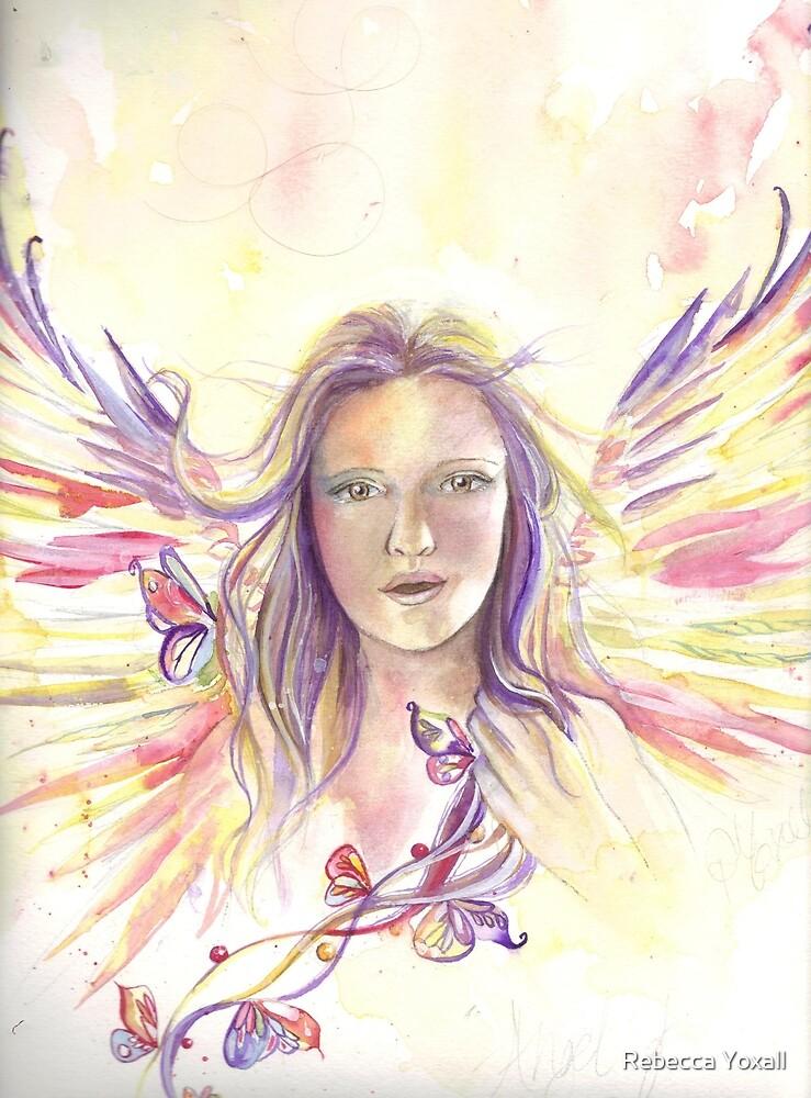 Angel of Prosperity by Rebecca Yoxall