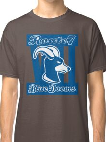 Route 7 Blue Dooms Classic T-Shirt