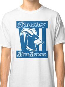 Route 7 Blue Dooms Classic T-Shirt