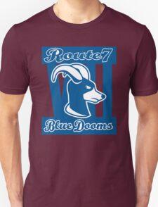 Route 7 Blue Dooms Unisex T-Shirt