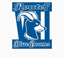 Route 7 Blue Dooms Men's Baseball ¾ T-Shirt