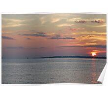 Sunsetting Poster