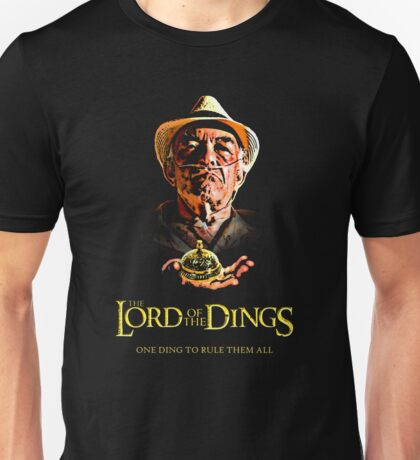 Lord of the Dings Unisex T-Shirt