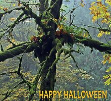 Happy Halloween by Rhonda R Clements