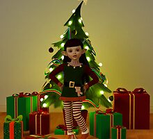 The Christmas Elf by Liam Liberty