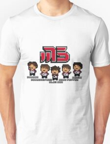 Moscow Pixel 5 Unisex T-Shirt